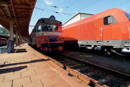 Ako udržovať železnice na Slovensku v pohybe