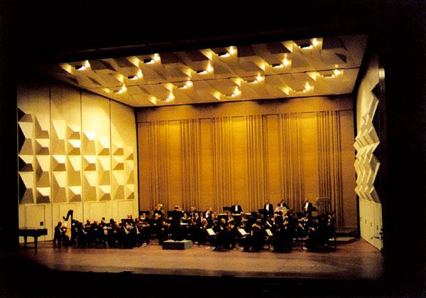 Akustické podhľady a obklady – priestorová akustika