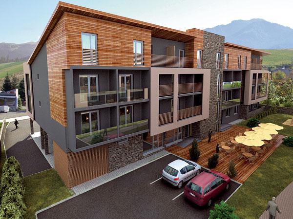Apartmánový boom