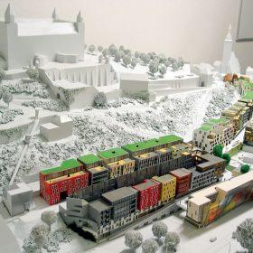 architektonicke modely
