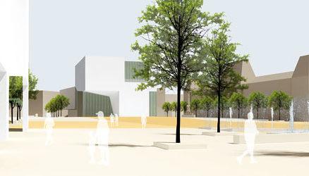 Architektonicko-urbanistická súťaž naSvätoplukovo námestie