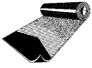 Asfaltové izolačné pásy