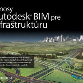 autocad civil 3d a autodesk infraworks bim pre projektovanie inzinierskych stavieb
