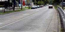 Betónové vozovky vmestskej cestnej sieti  – príklad zViedne