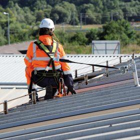bezpecne prace na streche