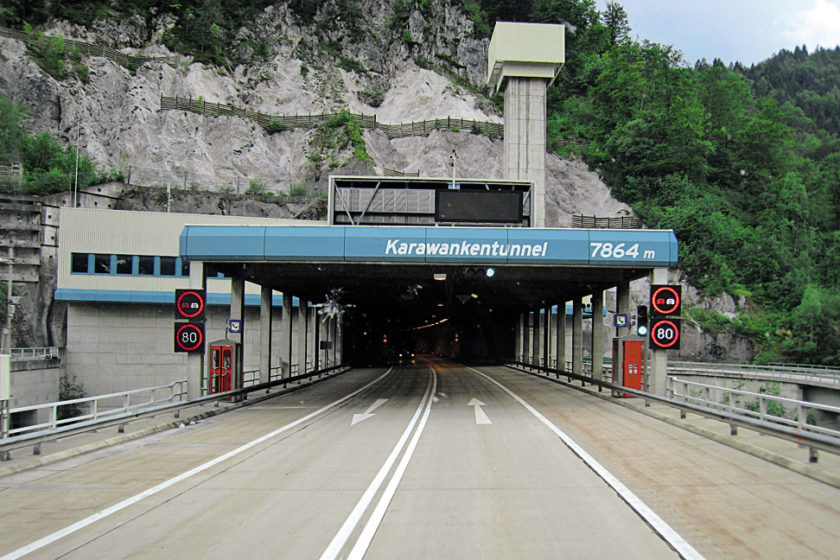 bezpecnost slovenskych dialnicnych tunelov