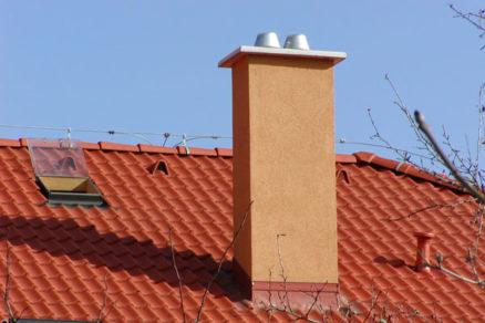 Bezpečný a odolný komín s technickou keramikou