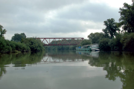 Bodrog, Latorica, Laborec – Zemplínska vodná cesta