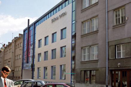 Budova Štátnej opery vBanskej Bystrici od Emila Belluša získa nový dizajn