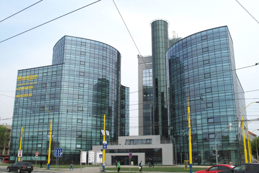 business centre kosice ii
