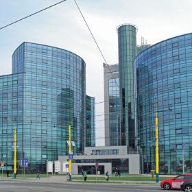 business centre kosice ii tri veze v kosiciach