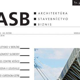 casopis asb 10 2012 v predaji