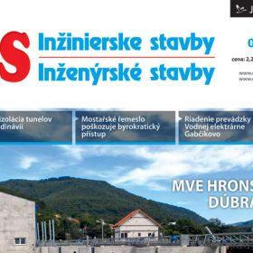 casopis inzinierske stavby inzenyrske stavby 6 2012 v predaji