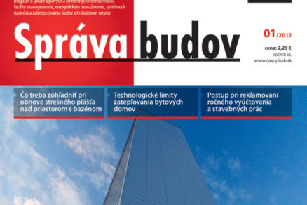 casopis sprava budov 1 2012 v predaji