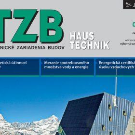 casopis tzb haustechnik 5 2012 v predaji