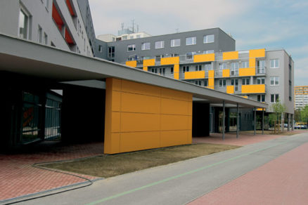 Centrum Gercenova – pokus o revitalizáciu Petržalky