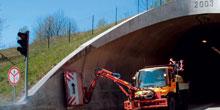 Cestný tunel Horelica zpohľadu technologického vybavenia