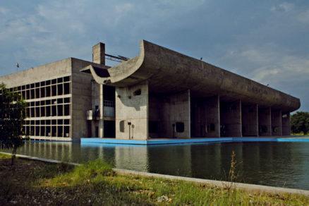 Chandigarh – história jednej predstavy