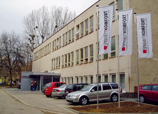 Chceme sa presadiť komplexnosťou služieb (profil spoločnosti Spravbytkomfort, a.s. Prešov)