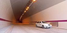 Chronológia výstavby tunela Sitina