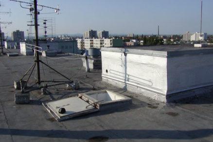 chyby pri obnove plochych striech bytovych domov