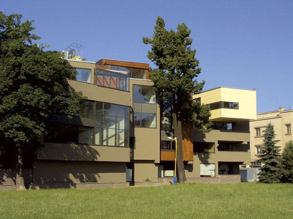 """City Park v Košiciach je aj jemnou citáciou """"zeleného"""" domu"""