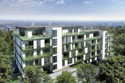 Ďalší luxusný bytový dom v Bratislave