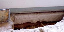 Detekcia aeliminácia chýb vzniknutých pri montáži okenných rámov