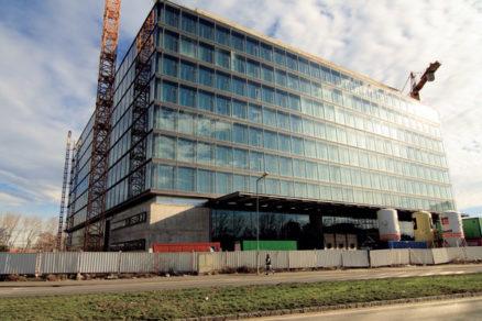 Developer určuje aj architektonickú kvalitu administratívnej budovy