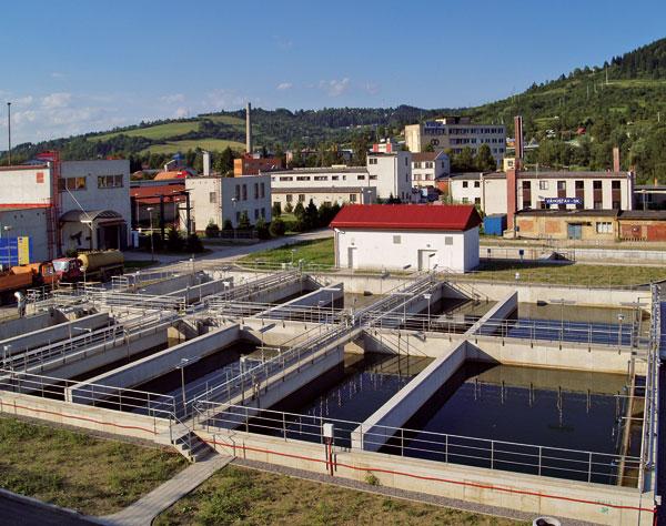 Dodávka pitnej vody aodkanalizovanie Horných Kysúc