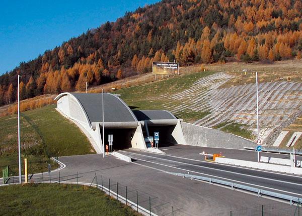 Dopravné tunely na území Slovenska