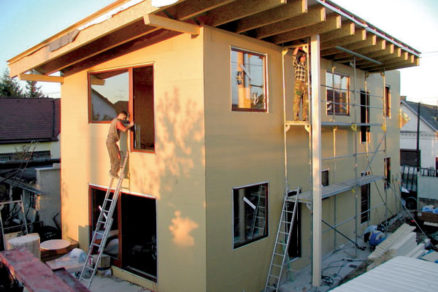 Drevené konštrukcie v energeticky pasívnych domoch
