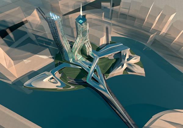 Dubaj diktuje bývanie vo výškach
