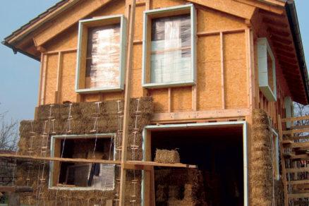 Ekologické drevené domy
