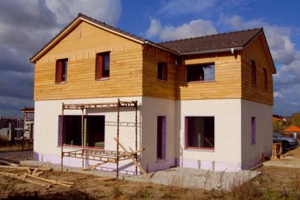 Ekologický pasívny rodinný dom v Stupave