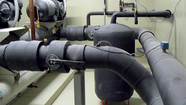 Energetické úspory vďaka tepelnej izolácii potrubných systémov