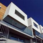 Energeticky úsporné mestské vily