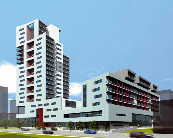 Europalace – bývanie mestského štýlu v Žiline