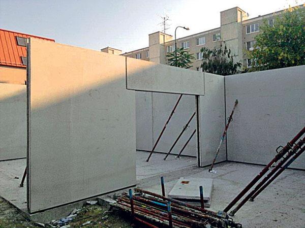 filigranove stropne dosky a steny