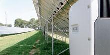 Fotovoltaická elektráreň na juhu Moravy