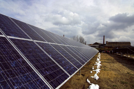 Fotovoltaické elektrárne už nie sú len hudbou budúcnosti