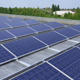 fotovoltaicky system schuco mse 210 aero 2.0 pre ploche strechy