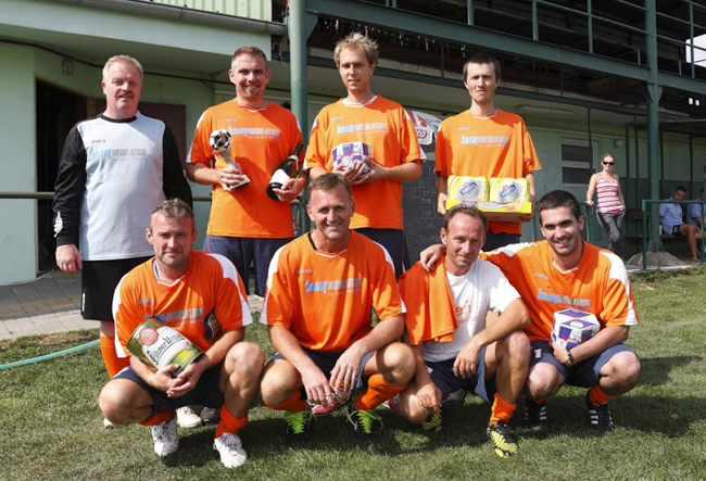 futbalovy turnaj jaga cup 2013