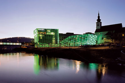 Galéria ako svetelné médium
