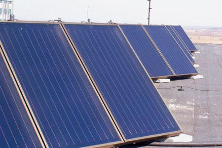 Garantované solárne výsledky v rámci projektu EAST-GSR