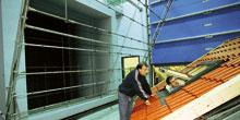 Hodnotenie kvality strešných okien všpeciálnych testovacích laboratóriách