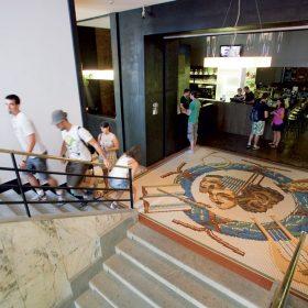 hotel mosaic house v nizkoenergetickom standarde