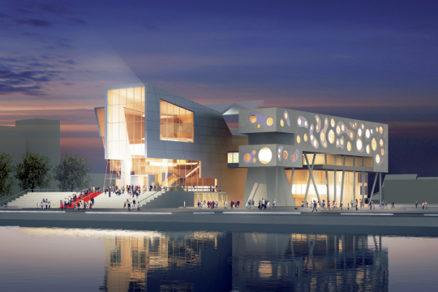 House of Music I, II