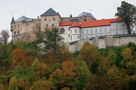 Hrad Ľupča so šancou na poriadny hrad