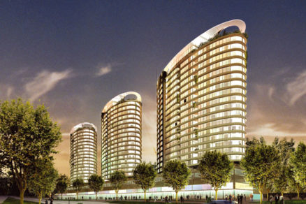 III veže napĺňajú víziu dobrého bývania